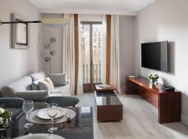 Suites Center Barcelona, leilighet i Barcelona