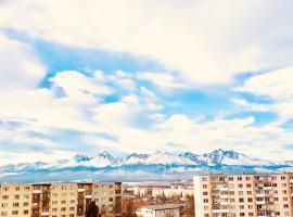 Apartment HIGH TATRAS, hôtel  près de: Aéroport Poprad-Tatry - TAT