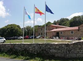 Hosteria Calixtino, guest house in Palas de Rei