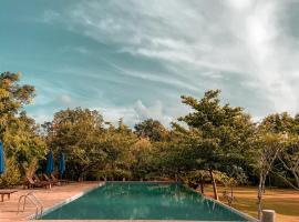 Amaara Forest Hotel Sigiriya, hotel in Sigiriya
