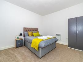 City Living Serviced Apartments, hotel in Bradford