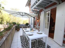 Magnifique appartement dans la Ville d'Hiver, apartment in Arcachon