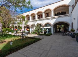 Hotel Hacienda San Cristóbal, hotel in León