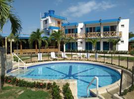La Rivera Playa Palomino, hotel in Palomino
