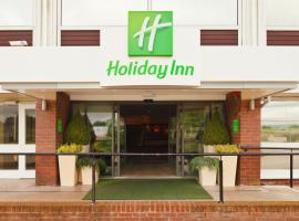 Holiday Inn Chester South, an IHG Hotel, hotel in Chester