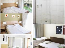 Aldeia das Águas Park Resort - Hotel Quartier das Águas, hotel in Barra do Piraí