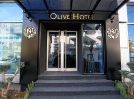 Hotel Olive, hotel near Independence Square, Vlorë