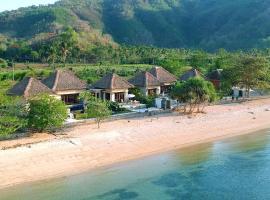 Star Sand Beach Resort, three-star hotel in Sekotong