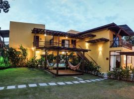 Conchas do Mar Residence, serviced apartment in Itacaré