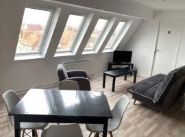 Appartement 300m Plage, hotel in Dunkerque