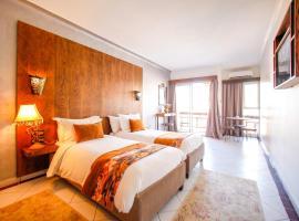 Residence Ezzahia, hotel in zona Aeroporto di Marrakech-Menara - RAK,