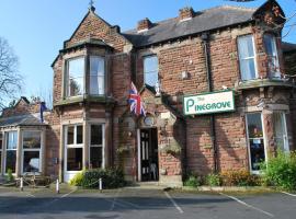Pinegrove Hotel, hotel in Carlisle