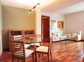 Akira Flats Sant Antoni Market apartments, lägenhet i Barcelona