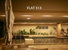 Flat Park Veredas 513, hotel near Hot Lake, Rio Quente