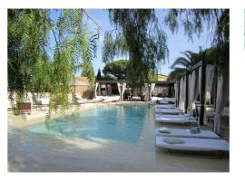 Muse Saint Tropez / Ramatuelle, accessible hotel in Saint-Tropez