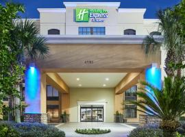 Holiday Inn Express & Suites Jacksonville South East - Medical Center Area, hotel in Jacksonville