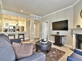 Elegant stays Corporate Apartment Uptown - Downtown -, apartment in Dallas