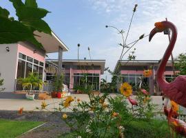 บ้านสวนนิสา, hotel in Sattahip