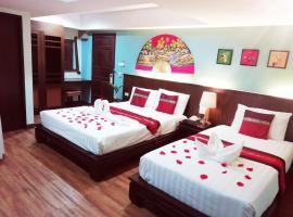 Mandala House, Chiang Mai, guest house in Chiang Mai
