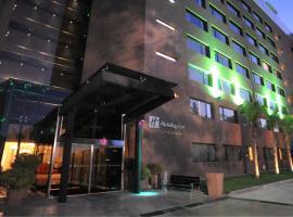 Holiday Inn Ezeiza Airport, an IHG Hotel, hotell i Ciudad Evita