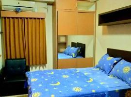 The suites Metro Apartment by Desta Farispro, apartment in Bandung