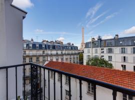Hotel Muguet, hotel in Paris