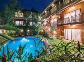 Karang Lila Bhuana Ubud, отель в Убуде