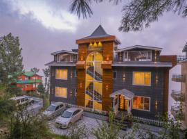 Clarks Collection The Retreat Mashobra, Shimla, hotel in Shimla