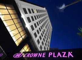 مركز مؤتمرات وسبا العلاج الحراري كراون بلازا بورصا، فندق في بورصة