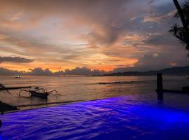 Ocean Suite, serviced apartment in Candidasa