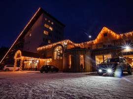 Hotel Zerrenpach Látky, hotel v destinaci Látky