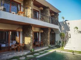 Bisma Terrace Suite Ubud, apartment in Ubud