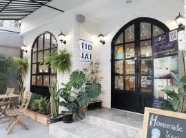 Tidjai Bangkok Hostel, hostel in Bangkok