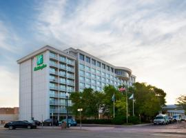 Holiday Inn Sioux Falls-City Center, hotel in Sioux Falls