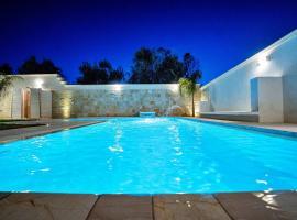 Villa Gargasole con Piscina privata nel Salento, hotel in Alessano