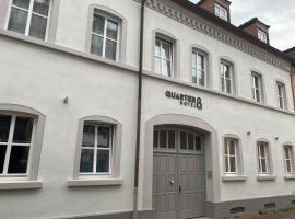 Hotel Quartier 8, Hotel in der Nähe von: Holiday Park Plopsa, Germersheim