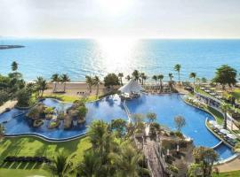 Mövenpick Residence/Beach Access/2BR/Luxury Stay, hotel in Na Jomtien
