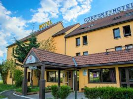 Confort Hôtel、Montgeronのホテル