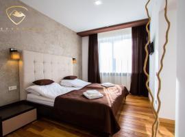 Verhovel Hotel, отель в Верховине