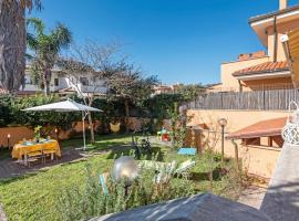 Sole e Sale Villetta con giardino, hotel in Fregene