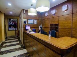 Hotel vallee ziz, hotel near Moulay Ali Cherif Airport - ERH,