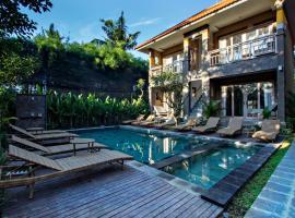 Ubad Retreat, homestay in Ubud