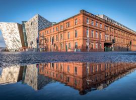벨파스트에 위치한 호텔 Titanic Hotel Belfast