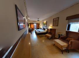 THE EARTH HOUSE RESORT, hotel en Jaipur