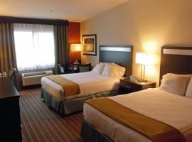 Holiday Inn Express Bakersfield, hotel v destinaci Bakersfield
