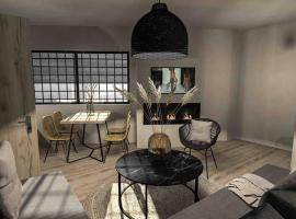 Theros by Agora Luxury Apartments in the heart of Heraklion, appartamento a Heraklion