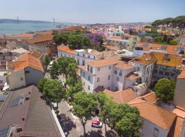 Santiago de Alfama - Boutique Hotel, hotel near MUDE - Design and Fashion Museum, Lisbon