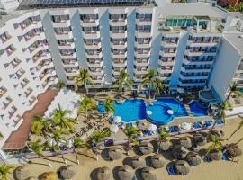 Oceano Palace, hotel en Mazatlán