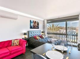 Le Barocci Port Vénus Naturiste Luxe, beach hotel in Cap d'Agde