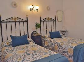 POSADA EL ARRIERO, hotel en Torrejón el Rubio